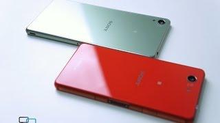 Sony Xperia Z3 и Z3 Compact: предварительный обзор и сравнение (preview)