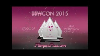 PlumperPass and their Biggie Awards BBWcon 2015