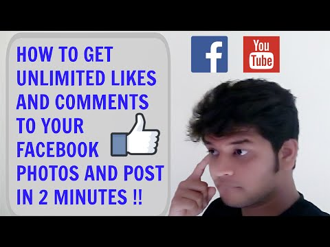 HOW TO GET LIKES ON FACEBOOK PHOTOS IN 2 MINUTES | MORE THAN 1000 LIKES INSTANTLY!!