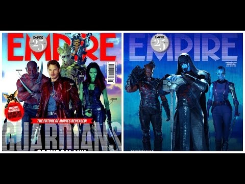 AMC Movie Talk - New GUARDIANS OF THE GALAXY Covers, Top 5 Ranking of BATMAN in Film