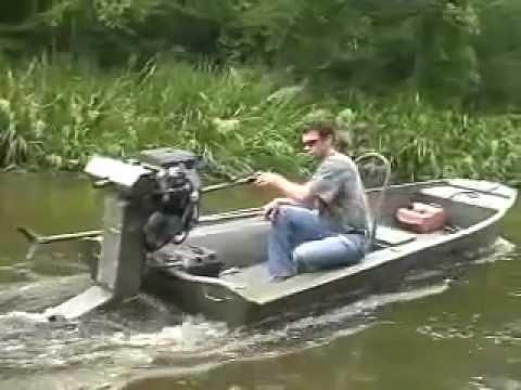 Как сделать транец на лодку пвх своими