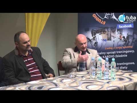 Konferencja prasowa Pucharu Polski w Kulturystyce i Fitness