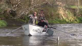 Pavati Marine Video: Winter Steelhead