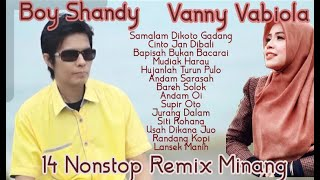 Boy Shandy & Vanny Vabiola - Samalam di Koto Gadang