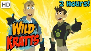 Wild Kratts Full Episodes (2 Hours)