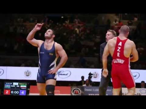 2013 Budapest World Freestyle Wrestling Championship 96kg