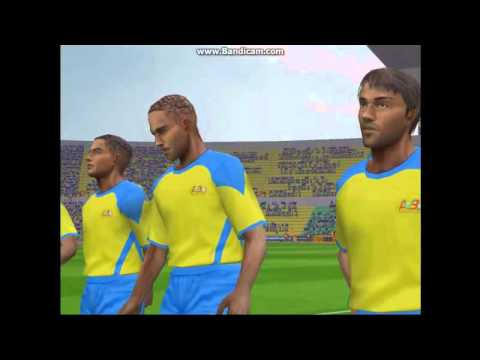 PES6 Greece WCQ 13-14 - Highlights - Honduras x Aruba