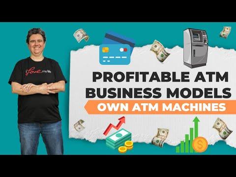 Profitable Atm Business Models - Own Atm Machines video
