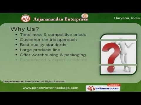 Non Woven Bags by Anjananandan Enterprises Panipat