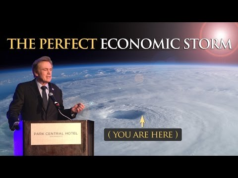 The Perfect Economic Storm Is Here - Mike Maloney Speech At Silver Summit