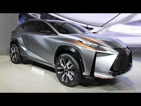 Top 10 cool cars - concept vehicles from 2014 NAIAS