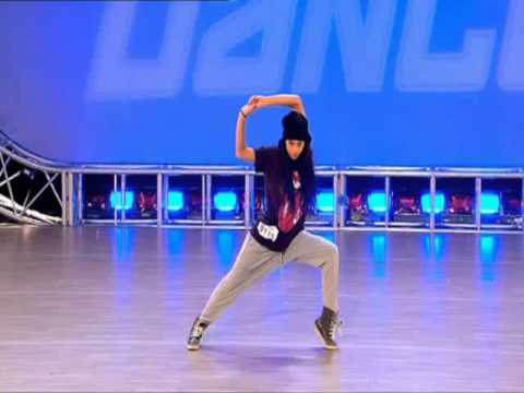 Hip Hop Dancer - Rithy Pereira - UK - Series 2!