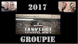 TankFest Groupie 2017 - World of Tanks Console ( Xbox / PS4 )