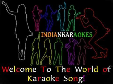 Zindagi Ne Zindagi Bhar Gham - The Train ( Hindi Karaoke ) HT...