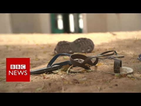 Nigeria kidnappings: 'Girls started running from the dormitory' - BBC News