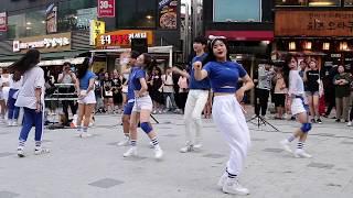 JHKTV]홍대댄스 브이케츠hong dae  k-pop dance v cats What is Love