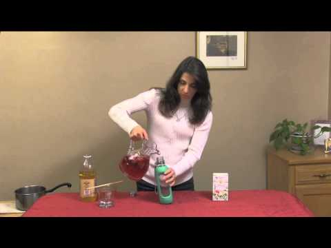 Healthy Homemade Sports Drink / Thirst Quencher