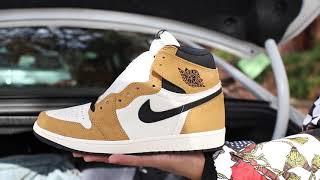 """Air Jordan 1 """"Rookie Of The Year"""" (Dope or Nope) + On Foot"""