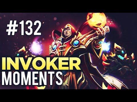 Dota 2 Invoker Moments Ep. 132
