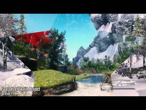 Skyrim Mods 101 - Are These Graphics Real Life?