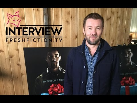 THE GIFT Interview - Joel Edgerton on what scares him