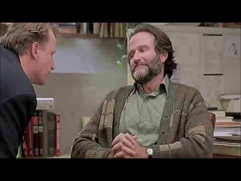 """Good Will Hunting (1997) Scene: """"A Defence Mechanism""""/Sean & Gerry Argue."""