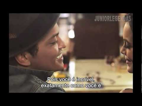 Bruno Mars - Just The Way You Are (Music Video) ''HQ'' Legendado