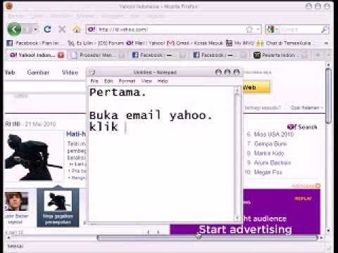 Cara Mengembalikan Email Yahoo yang kena Hack