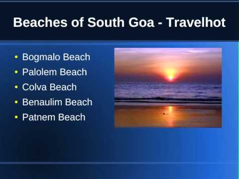 Beaches in Goa / Goa Tourism