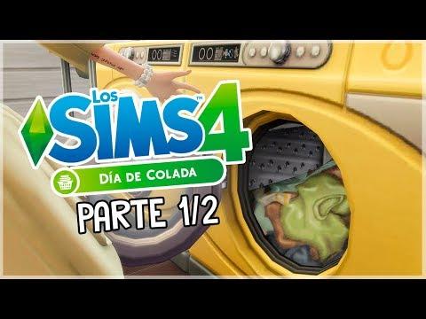 REVIEW Los Sims 4 DÍA DE COLADA | ¿Merece la pena? - PARTE 1/2 (CAS+OBJETOS NUEVOS)