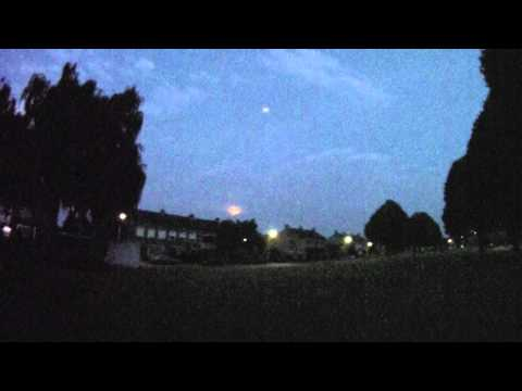 A Real UFO in the Netherlands.MUST SEE!!!