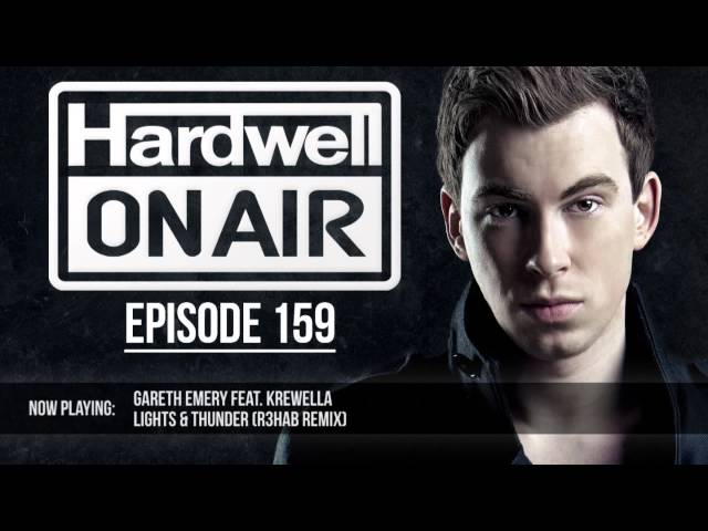 Hardwell On Air 159