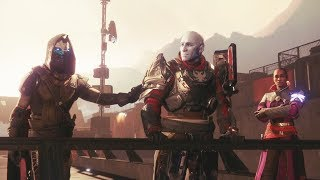 Destiny 2 All Cutscenes Movie (Game Movie)