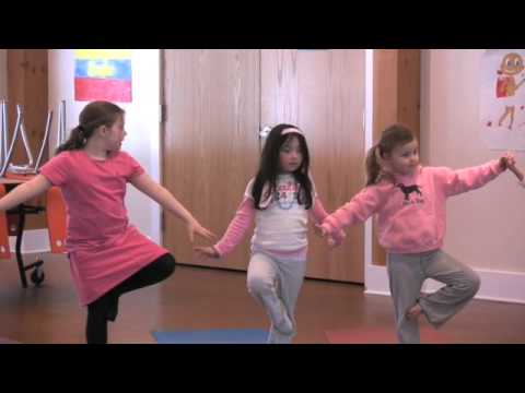 Yoga Wellness Program in Schools with Kate Rabinowitz