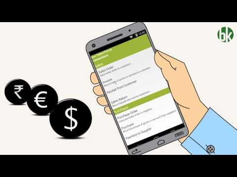 Book Keeper Accounting+Invoice Business app for Android Preview 1