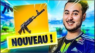 MASSACRE AVEC LA NOUVELLE AK-47 SUR FORTNITE !!!