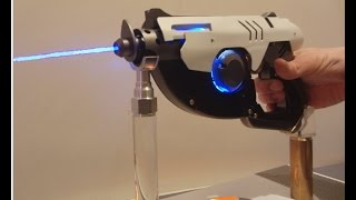 OVERWATCH becomes reality: Tracer Pulse Gun (fully functional )