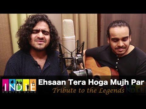 Ehsaan Tera Hoga Mujh Par | Tribute To The Legends Part 7 | Aabhas & Shreyas