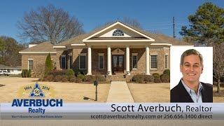 Home for Sale Huntsville Alabama - 1104 Tunlaw Road