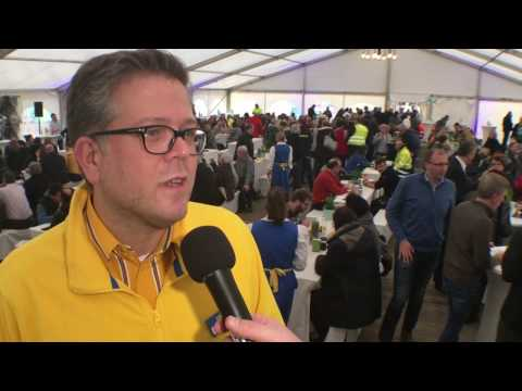 Reportage vom Richtfest bei IKEA Kaarst - More Sustainable Store 2017