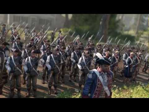 Assassin\'s Creed 3 - Launch Trailer - Legendado (PT-BR)