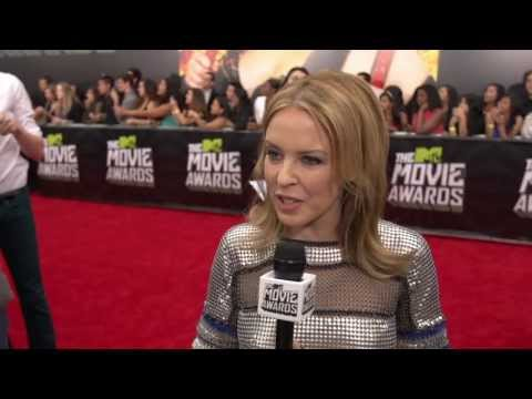 Kylie Minogue at MTV Movie Awards