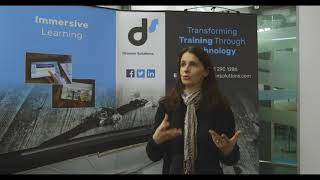 Natalie Coull talks about cybercrime training developed with Police Scotland