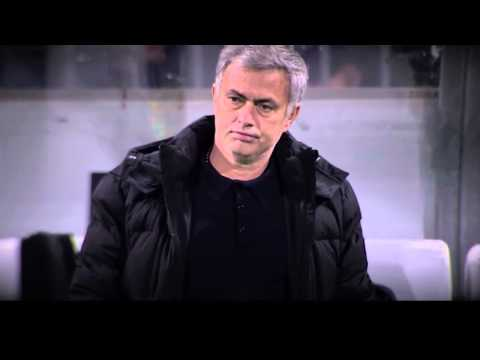 Mourinho absolutely angry at Schürrle + furious at Drogba 2014/2015HD