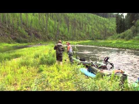 рыбалка на тунгуске красноярский край
