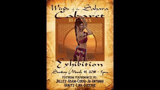 Jilley   Viva Las Vegas   Winds of the Sahara Cabaret 11 Mar 2018