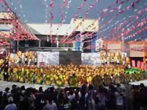 KADAYAWAN FESTIVAL 2012 CHAMPION - Jesus J. Soriano Nat'l High School