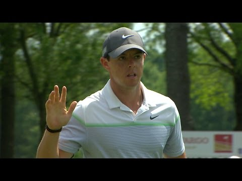 Rory McIlroy Round 3 highlights from Wells Fargo