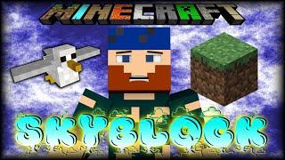 Minecraft   Skyblock   #1 MAKE MONEY