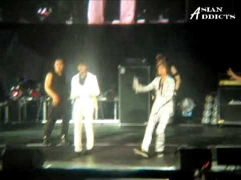[fancam] 100904 DBSK / TVXQ - medley @ SM TOWN Live in Staples Center, Los Angeles